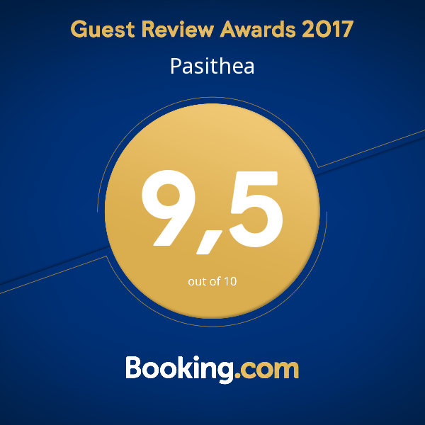 Pasithea Apartments Almyrida Guest Review Awards
